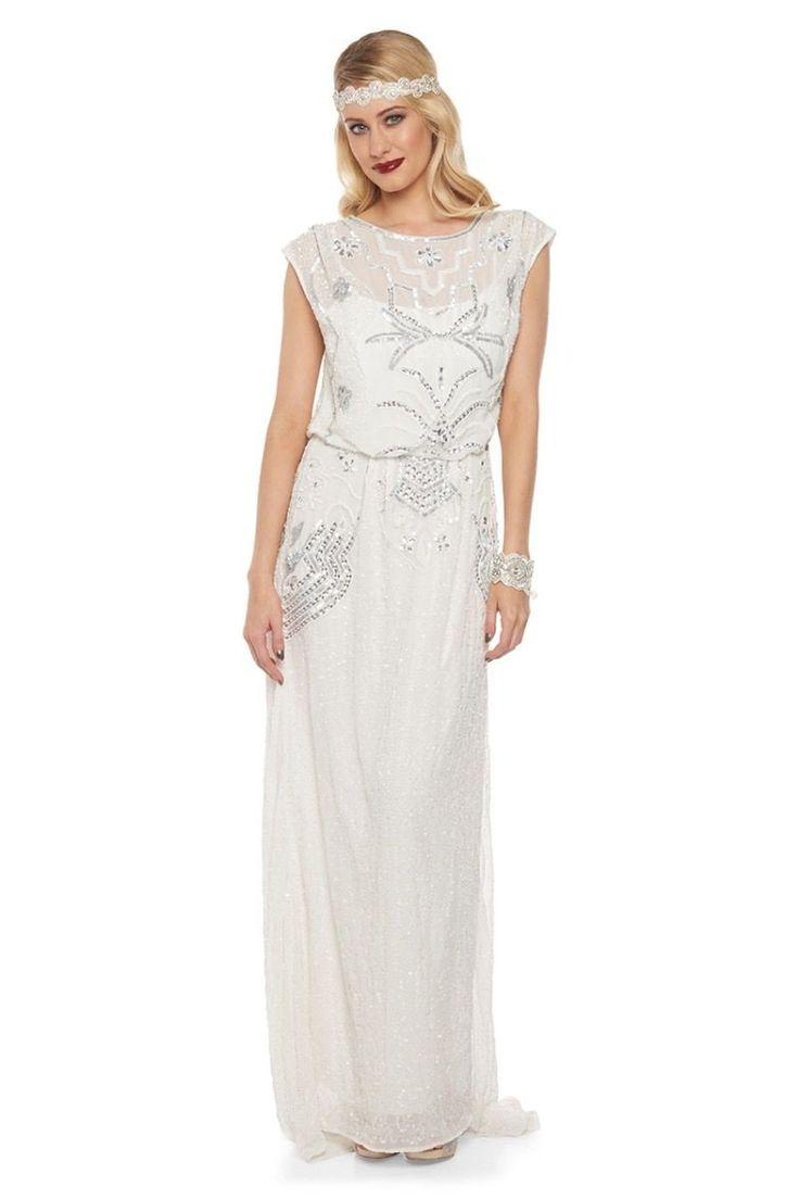 560 besten 1920s Wedding Clothes Bilder auf Pinterest ...