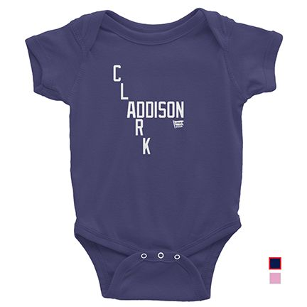 Baby - Clark and Addison - Chicago Cubs