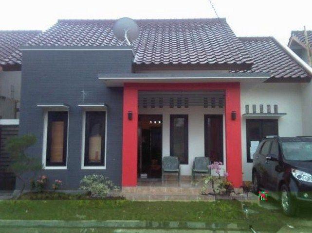 Teras Rumah Minimalis Type 45 Rumah Minimalis Rumah Rumah Modern
