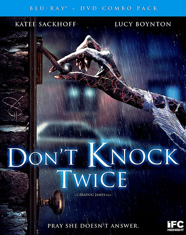 DON'T KNOCK TWICE BLU-RAY (SCREAM FACTORY)