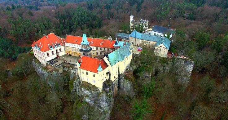 #landofdrones #drone #drones #dron #drony #multicopters #multikoptery #uav #uavs #hradyazamky #hrad #hradtrosky #zamekhrubaskala #hrubaskala #castle #castlefromabove