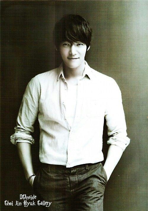 choi jin hyuk ♥