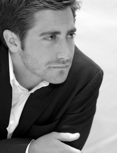 Jake Gyllenhal, would love to have a man look at me like this