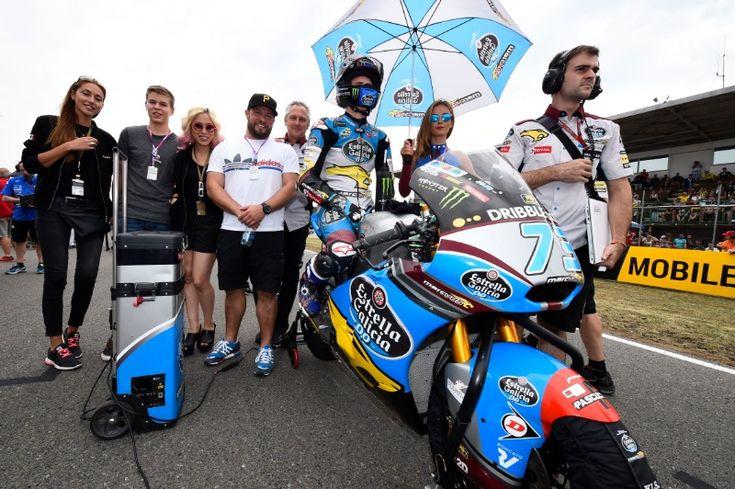 Alex Marquez, Czech Moto2 Race 2015