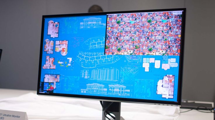 Dell unveils the first 8K monitor and its mind blowing
