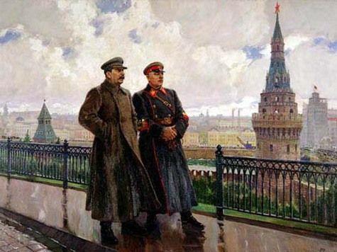 stalin i voroshilov
