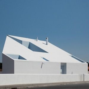 assymetrical_  House in Possanco by ARX Portugal and Stefano Riva