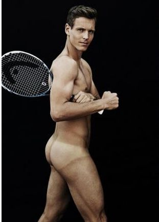 Thomas  Berdych ESPN Body Issue