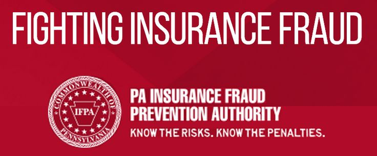 Insurance Fraud Prevention Authority: Fighting Insurance Fraud - The Insurance Fraud Prevention Authority (IFPA) was created by an Act of the General Assembly in 1995. This Act established IFPA as an independent Commonwealth agency whose sole purpose is to combat insurance fraud throughout the state.