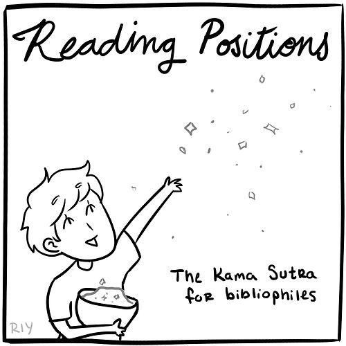 the Kama Sutra for bibliophiles