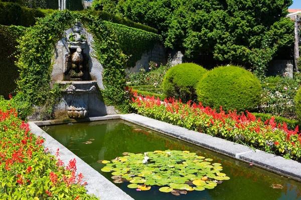 Jardins do Palacio de Cristal