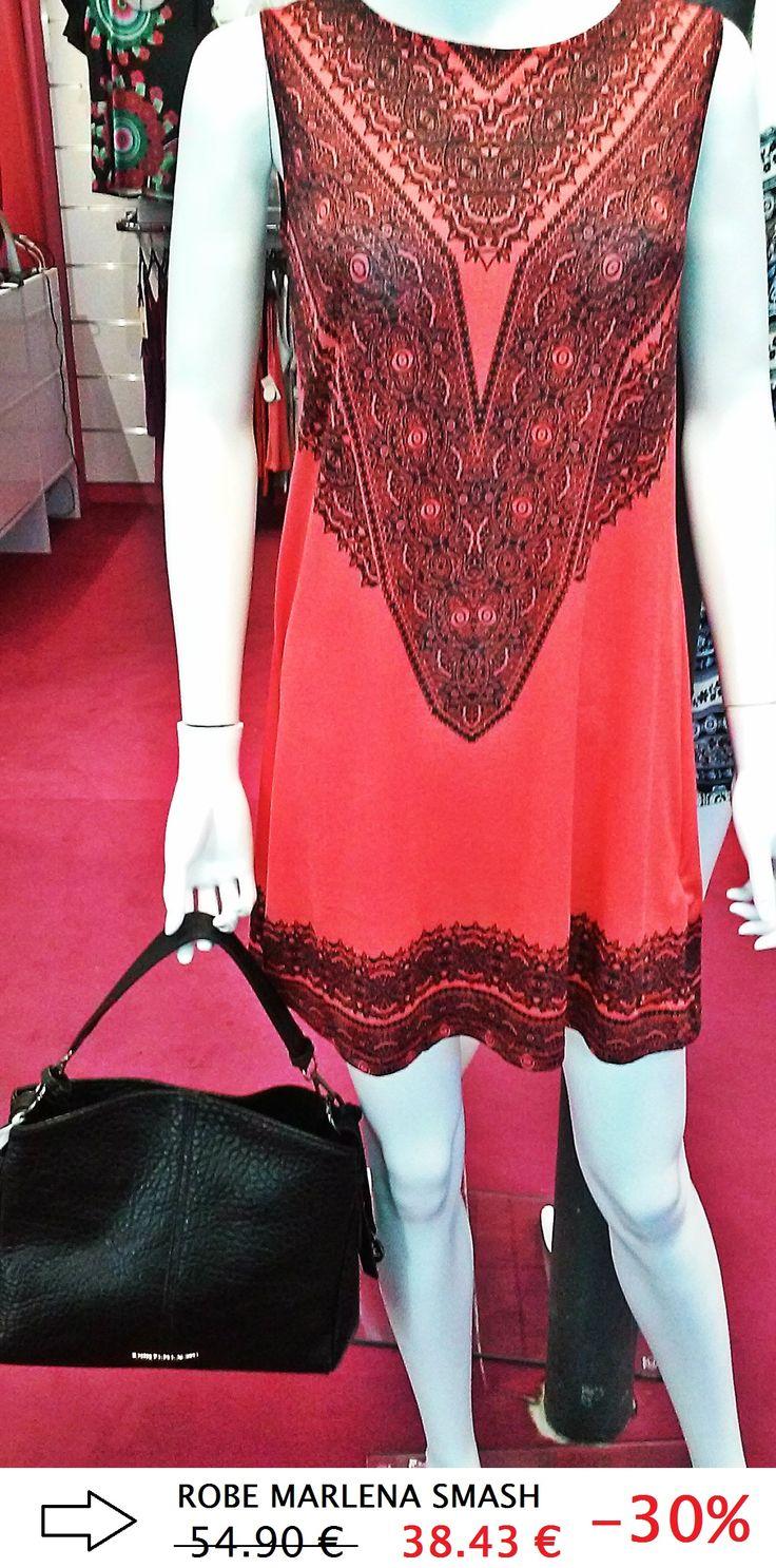 Voici la composition de la tenue du jour : - ROBE MARLENA de la marque SMASH : 38. 43 € - SAC CANDY de la marque LULU CASTAGNETTE : 39.92 € Un mélange de charme, de beauté, d'élégance avec un zeste de glamour ! Comment retrouver la tenue du jour ?? ▪ Dans votre Boutique Bellenzza Sérignan : Galerie marchande, Centre Commercial CARREFOUR à Sérignan. ▪ Dans votre Boutique Bellenzza Pézenas : Centre ville de Pezenas, Place du Marché des Trois Six,1 Rue Conti. ▪ Sur notre site web…
