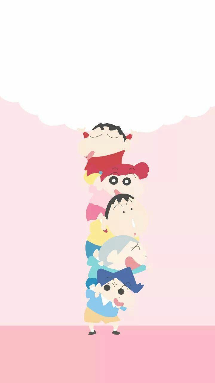 30 Best Shinchan Images On Pinterest