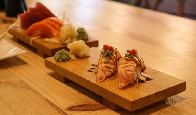 Haru Restaurant, located along Campground Road, Rondebosch, offers a fusion of Korean classics and Japanese favourites.