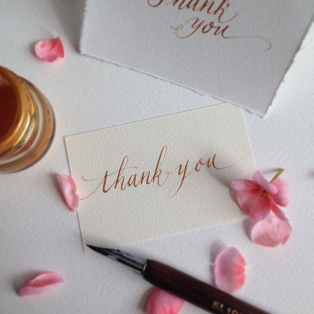 4月のモダンカリグラフィー体験のためのサンプル。前回と同じ美肌室ソラさんでします。  #thankyou #calligraphy #moderncalligraphy #カリグラフィー #モダンカリグラフィー #母の日 #美肌室ソラ