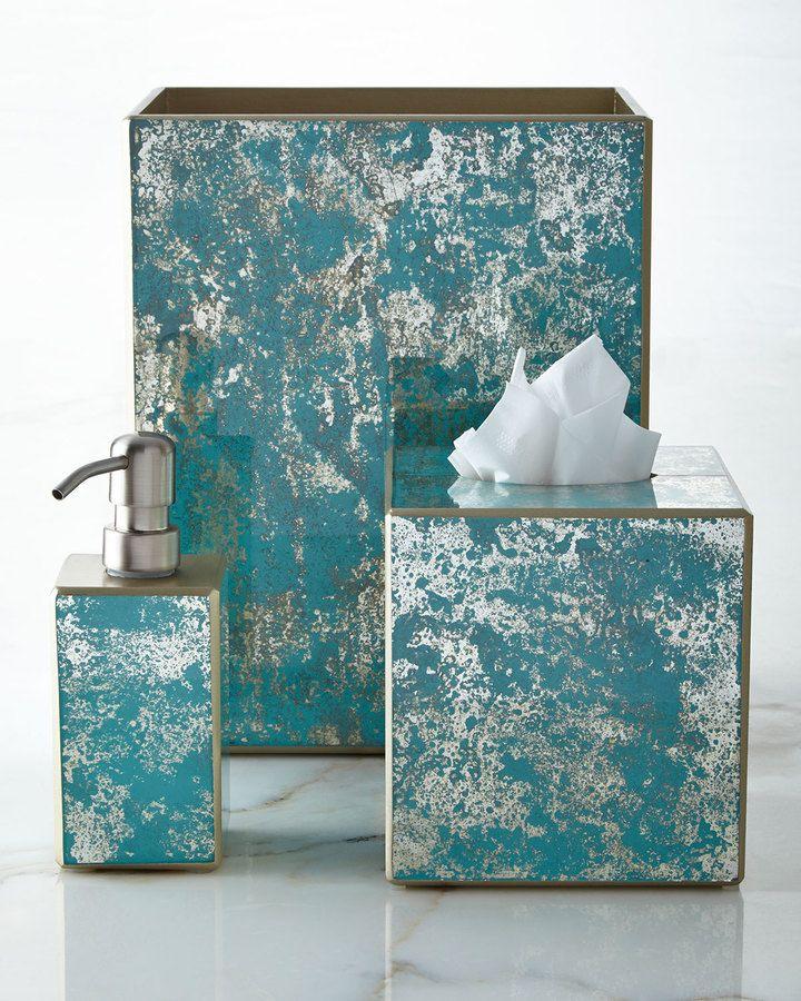 """Waylande Gregory """"Ocean Antique"""" Soap Dish"""