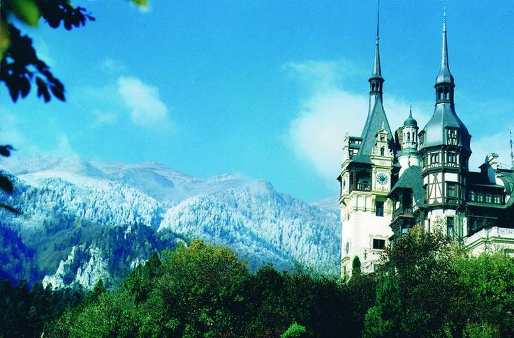 Transylvania, Romania. Because seriously, who doesn't want to visit Vlad's castle?