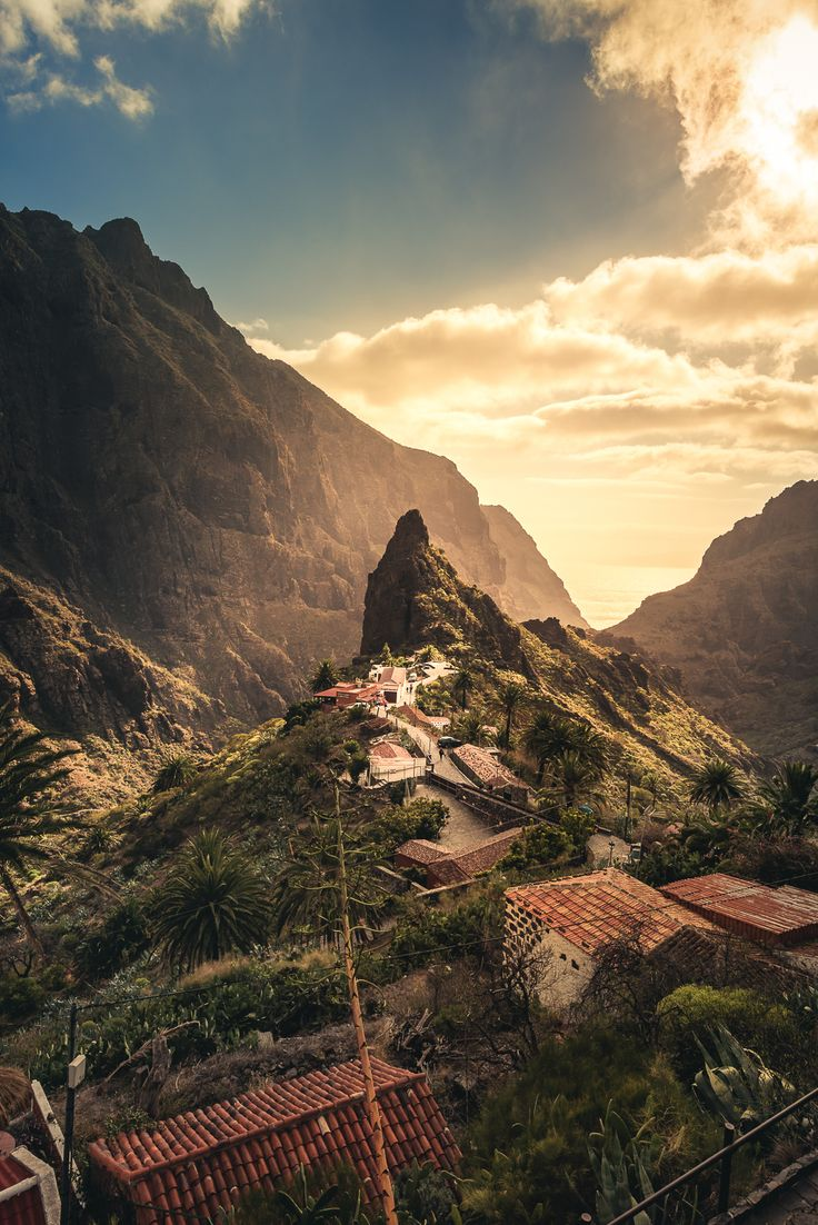 Masca, Tenerife, Canary Islands, Spain, 2016                                                                                                                                                                                 More