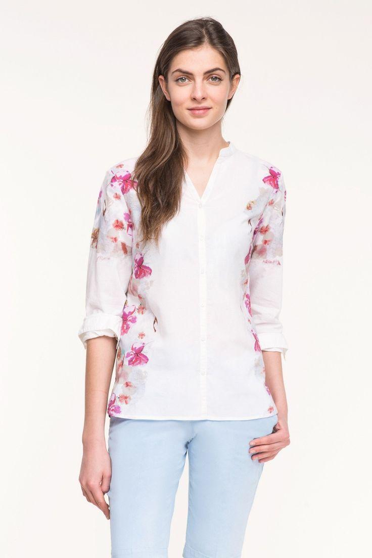 koszula damska tkaninowa
