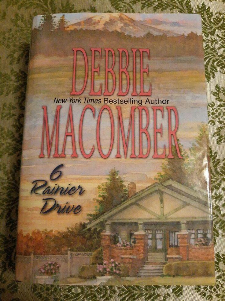 Debbie large print hardcover 6 ranier drive