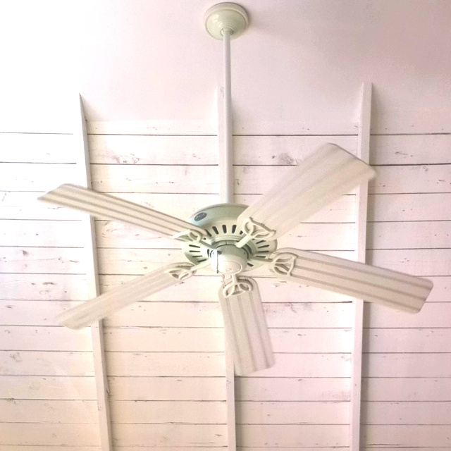 Beach Style Ceiling Fans: Beach Cottage Ceiling And Fan