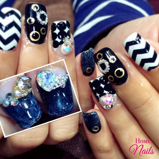 132 best nails images on pinterest finger nails nails and nail 25 off all gelish nail services including nailart and spa this prinsesfo Image collections