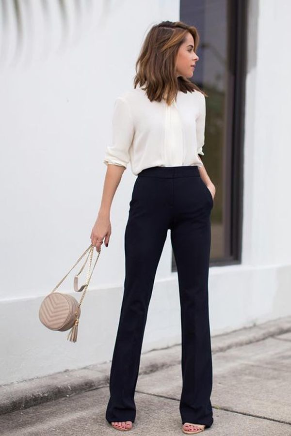 Office Cool Travelshopa Simple Work Outfits Office Casual Outfit Chic Work Outfit