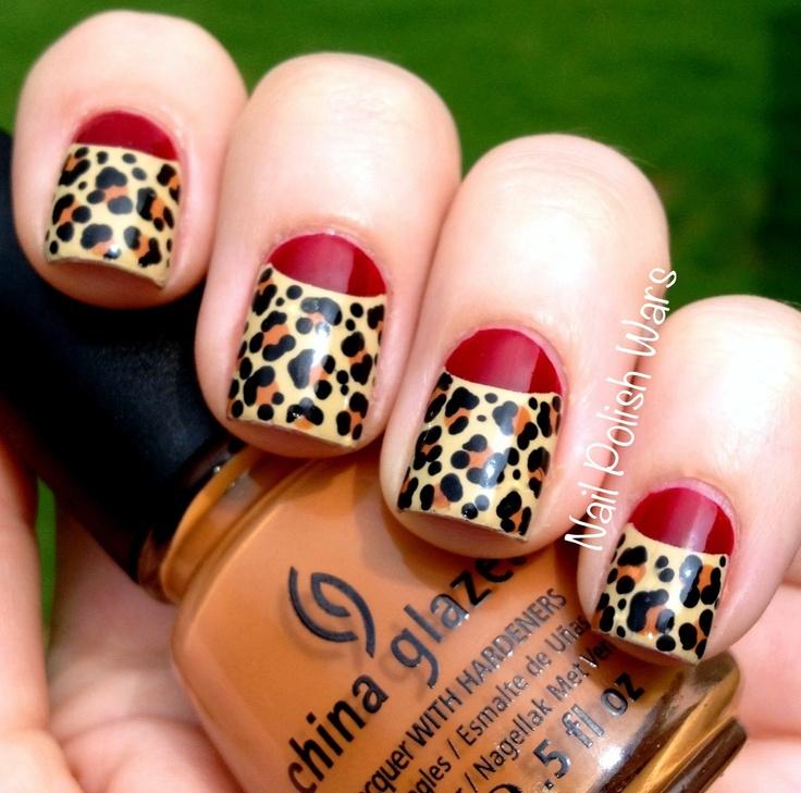 rockabilly inspired nails | Nail Polish Wars: July 2012