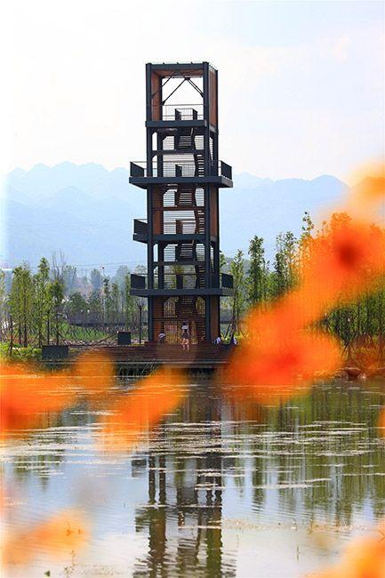 Minghu Wetland Park by Turenscape 05 « Landscape Architecture Works | Landezine