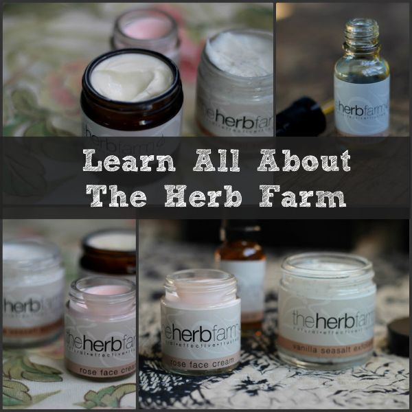 Learn All About The Herb Farm