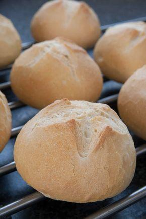 Huis, tuin en keukenvertier: Harde broodjes