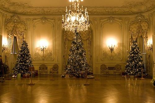 The Elms Christmas Newport RI Seasonal Pinterest Newport  - Christmas Trees Ri
