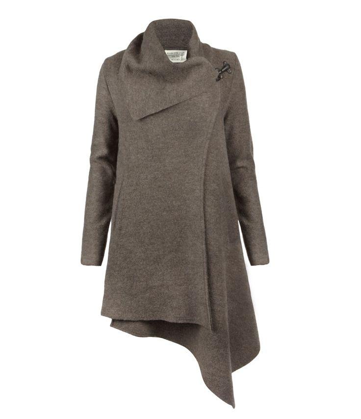 All Saints Lendra Coat. $295.00.