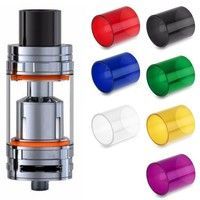 Wish | 4ml Hot Round Mini Atomizerr Replacement Pyrex Glass Tube Tank