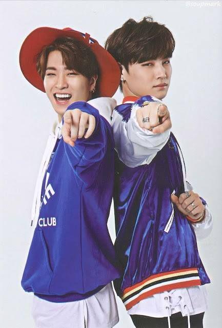 Young Jae and Jae Bum.