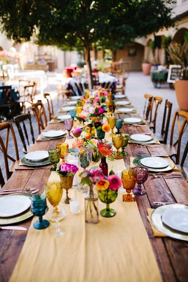 backyard wedding venues in orange county ca%0A Serra Plaza Wedding Reception   Cami Jane Photography   Archive Rentals