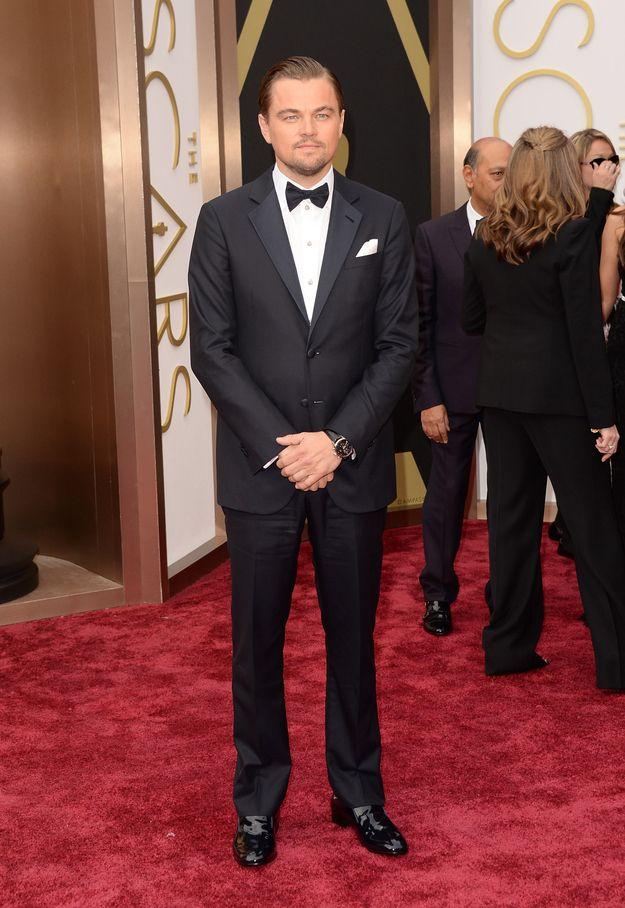 Leonardo DiCaprio | The 16 Most Dapper Men At The Academy Awards