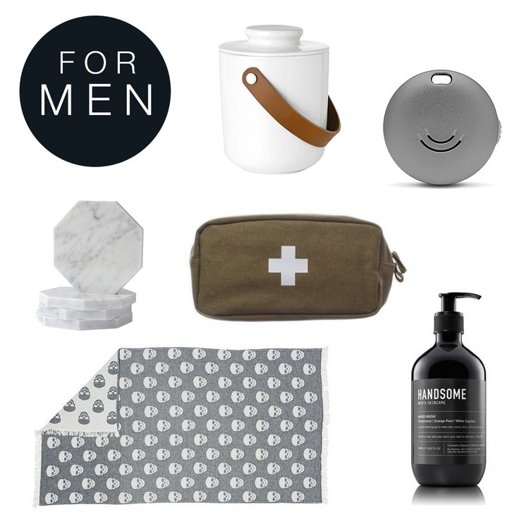 Spoil the man in your life with our hand picked collection of products just FOR MEN✖️ www.whiteandco.com.au