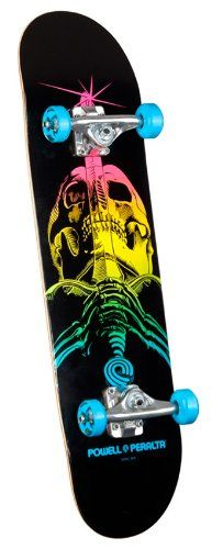 Discount Get cheap Powell-Peralta Blacklight Skull and Sword Complete Skateboard, Blue - http://brazilequipment.com/get-cheap-powell-peralta-blacklight-skull-and-sword-complete-skateboard-blue/