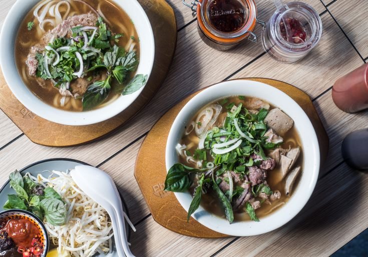 A new pho restaurant and Vietnamese tapas bar on the waterfront.  I'm obsessed with Pho.  Find the best in Sydney!