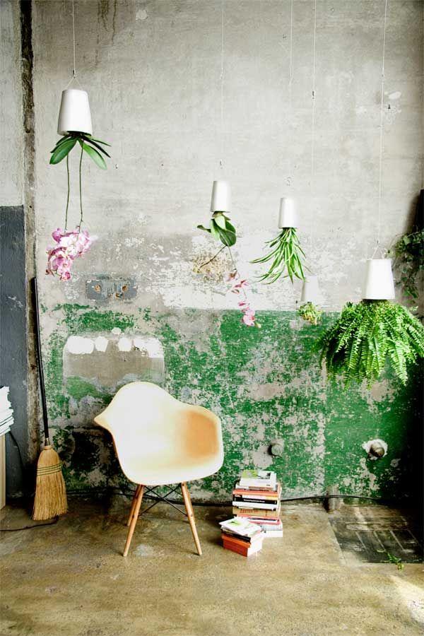 Creëer een botanische sfeer met de Boskke Sky Planters. | www.gewoonstijl.nl