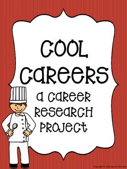 Cool Careers is perfect for a middle school family and consumer sciences class or a life planning class!  Students use the Bureau of Labor Statistics to research a career and create a brochure about the career.The file includes project instructions, a research worksheet, and 71 family and consumer sciences related career cards that could be used for this project.