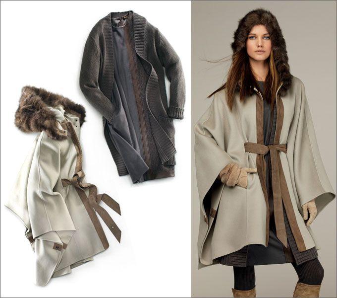 Каталог коллекции Loro Piana сезона осень-зима 2011-12  Осень-зима 2014/2015 на Fashion-fashion.ru