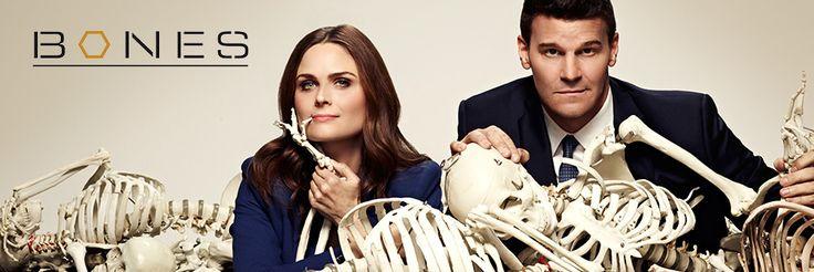 Bones - Die Knochenjägerin   3+