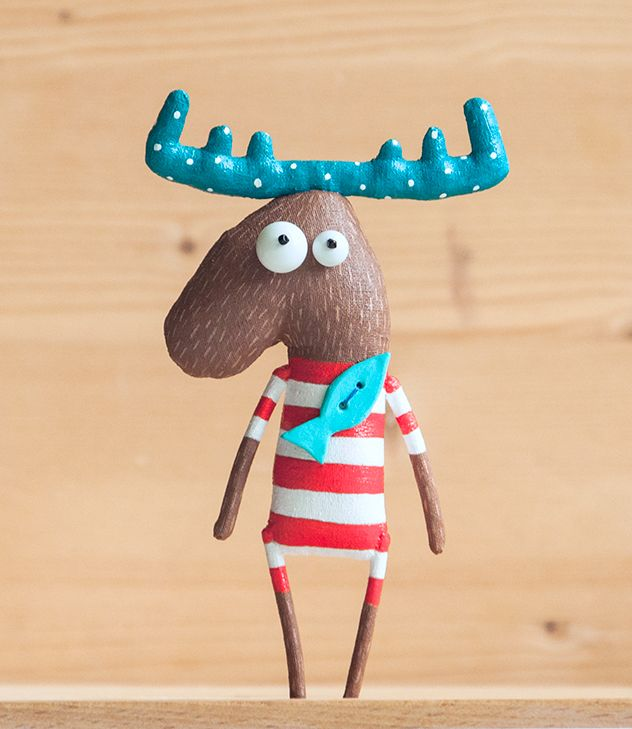 Sea moose on Behance