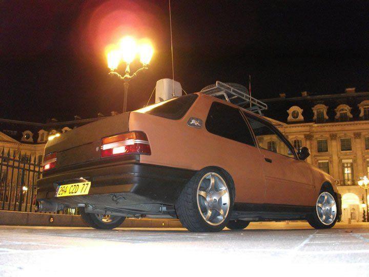 Place Vendôme Paris  #LBPT94 #Peugeot309 #BoostTuning #Tuning #Peugeot #309 #Vendôme #Paris