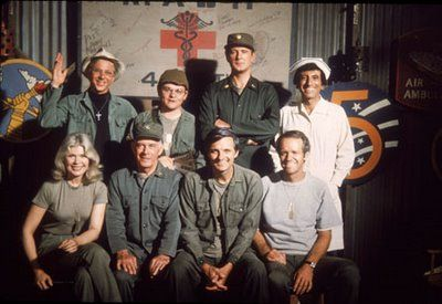 Mash TV Show Characters   MASH Cast Analysis – According to Stereotypes   Baby Boomer Going ...