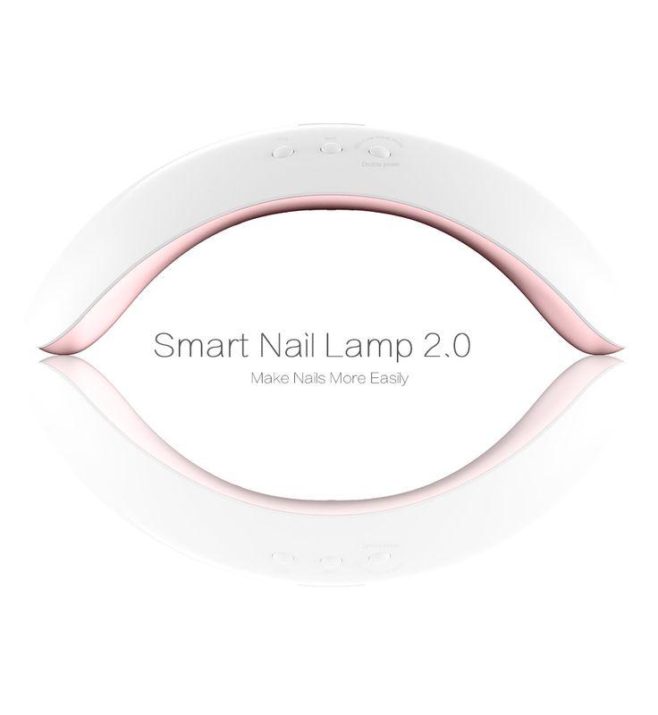Smart nail lamp 2.0 SUN8