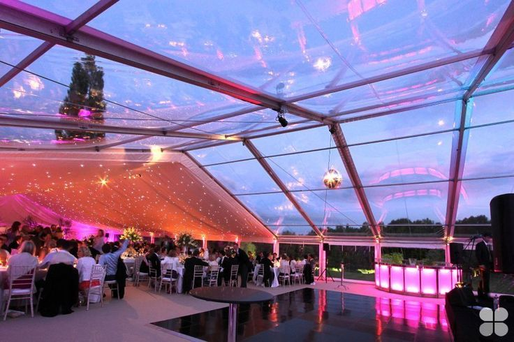 Marquee Wedding | Academy Marquees feature in @theweddingdolls article for our stunning clear roof marquees!