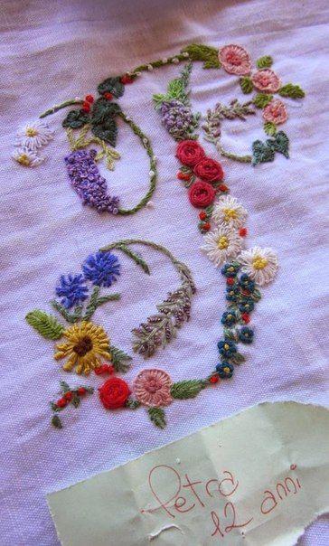 24 besten вышивка Bilder auf Pinterest | Stickstiche, Garne und ...